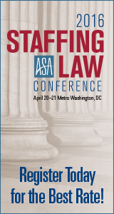 ASA Staffing Law Conference