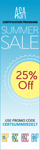 ASA Certification Sale