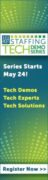 ASA Staffing Tech Demo Series