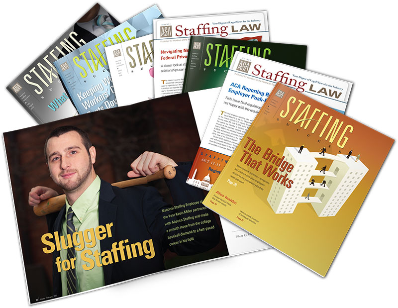 American Staffing Association Publications