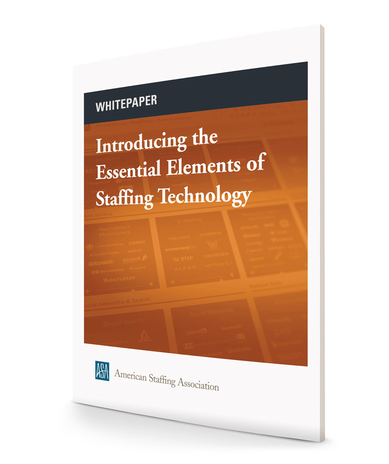 Introducing the Essential Elements of Staffing Technology