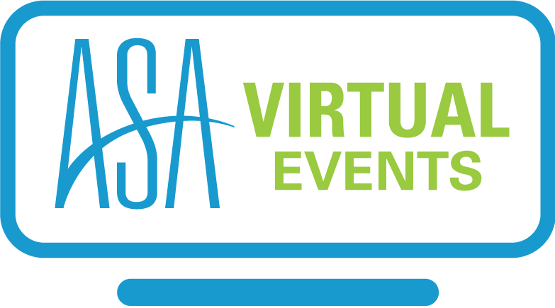 ASA Virtual Events