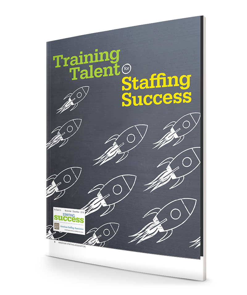 Training Talent for Staffing Success